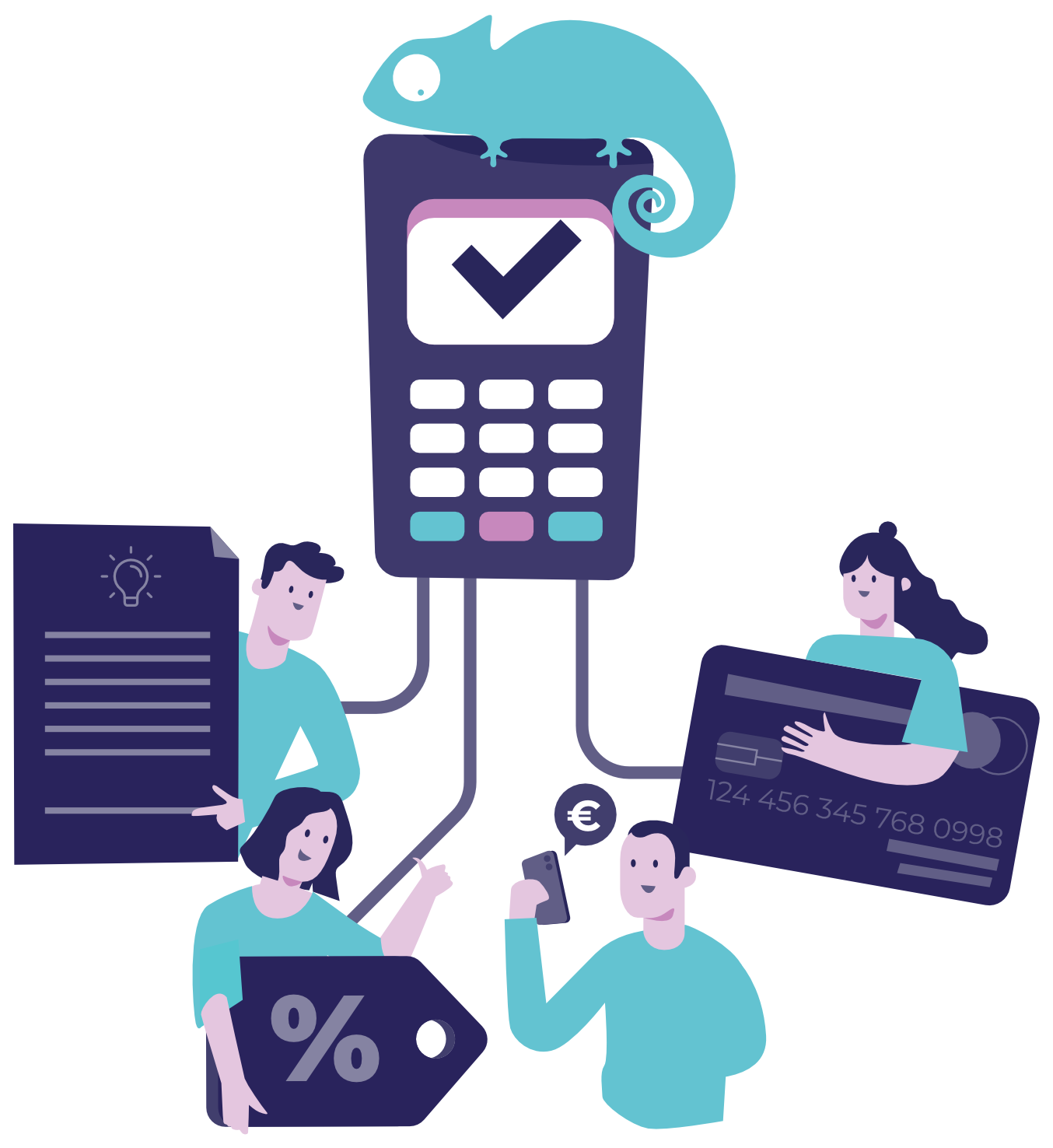 OnePosCloud: la soluzione per accettare tutti i pagamenti da un unico POS